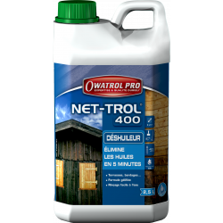 Deshuileur Net-Trol 400