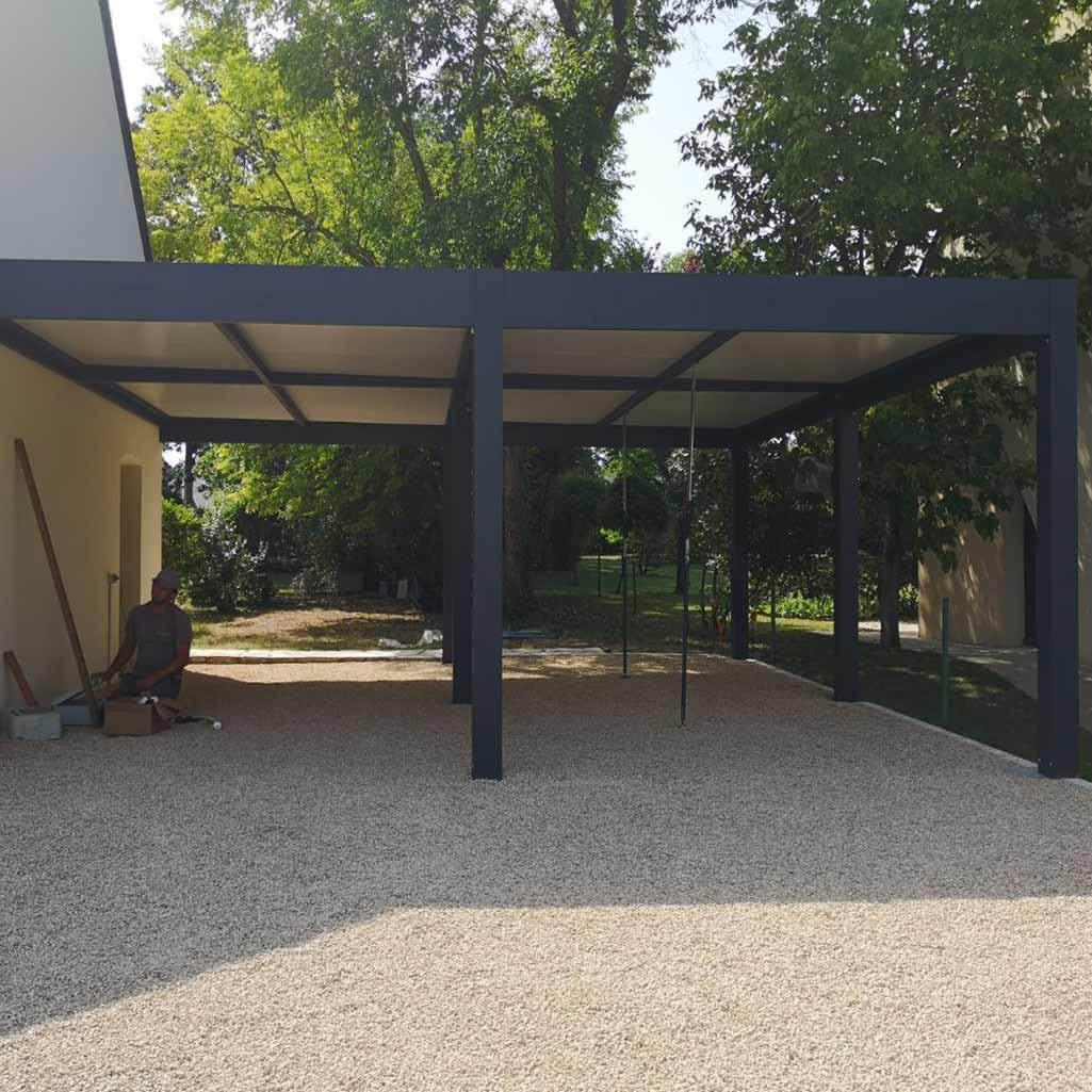 Www Abri Terrasse Com carport & abri de terrasse - idbois